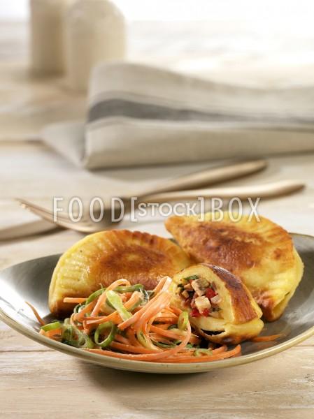 Kartoffel-Maultaschen 2