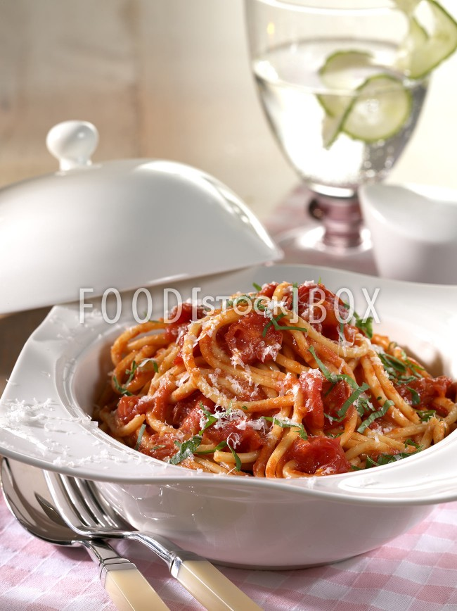 One Pot Pasta Arrabiata 2